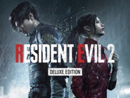 RESIDENT EVIL 2 — Deluxe Edition